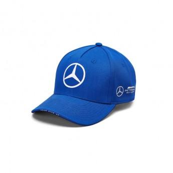 Mercedes AMG Petronas čepice baseballová kšiltovka blue Bottas F1 Team 2019