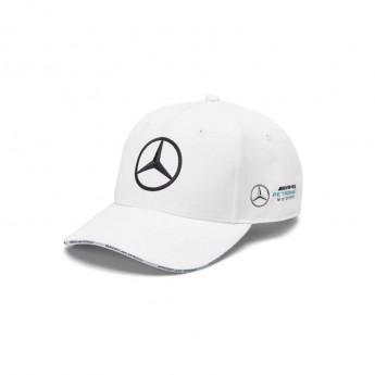 Mercedes AMG Petronas čepice baseballová kšiltovka white F1 Team 2019