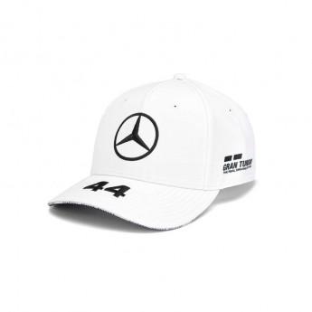Mercedes AMG Petronas dětská čepice baseballová kšiltovka white Hamilton F1 Team 2019