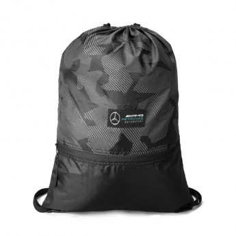 Mercedes AMG Petronas pytlík gym bag black Pull Bag Camo F1 Team 2019