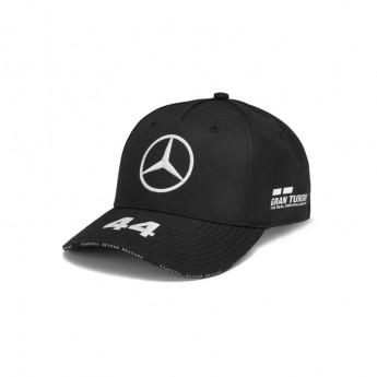 Mercedes AMG Petronas čepice baseballová kšiltovka black Lewis Hamilton F1 Team 2019