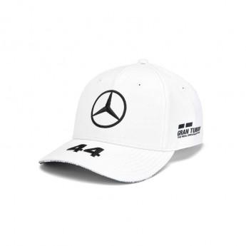 Mercedes AMG Petronas čepice baseballová kšiltovka white Lewis Hamilton F1 Team 2019