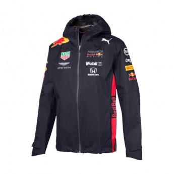 Red Bull Racing pánská bunda s kapucí Rain navy Team 2019