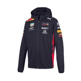 Red Bull Racing pánská mikina s kapucí navy Team 2019