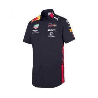 Red Bull Racing pánská košile navy Team 2019