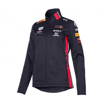 Red Bull Racing dámská bunda softshell navy Team 2019