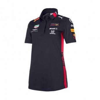 Red Bull Racing dámské polo tričko navy Team 2019