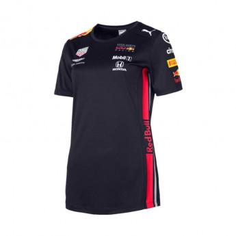 Red Bull Racing dámské tričko navy Team 2019