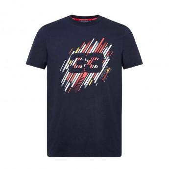 Red Bull Racing pánské tričko navy Verstappen Number navy Team 2019