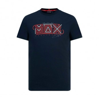 Red Bull Racing pánské tričko navy Max Verstappen Graphic navy Team 2019