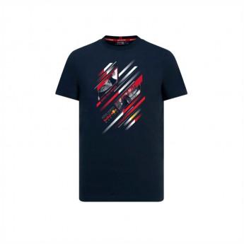 Red Bull Racing pánské tričko navy Accelerate F1 Team 2019