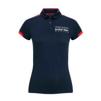 Red Bull Racing dámské polo tričko navy Seasonal F1 Team 2019