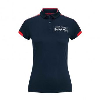 Red Bull Racing dámské polo tričko navy Seasonal Team 2019