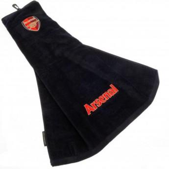 FC Arsenal ručník osuška Tri-Fold Towel NV