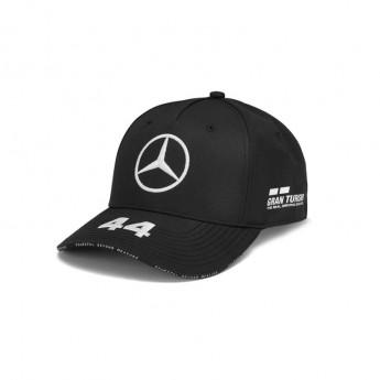 Mercedes AMG Petronas dětská čepice baseballová kšiltovka black Lewis Hamilton F1 Team 2019