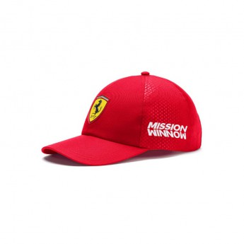 Ferrari čepice baseballová kšiltovka red F1 Team 2019