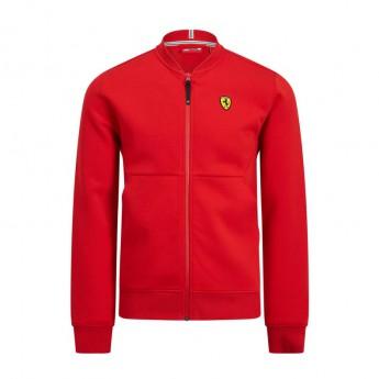 Bluza męska Bomber czerwona Ferrari 19