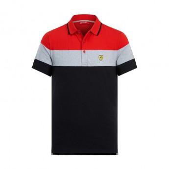 Ferrari pánské polo tričko block F1 Team 2019