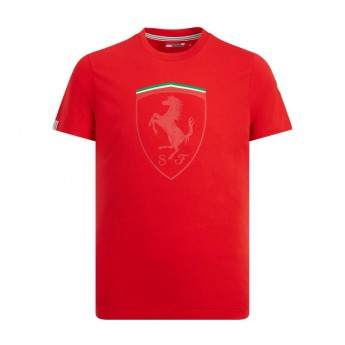 Ferrari pánské tričko red Shield F1 Team 2019