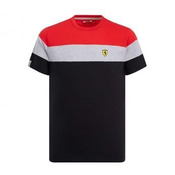 Ferrari pánské tričko block F1 Team 2019