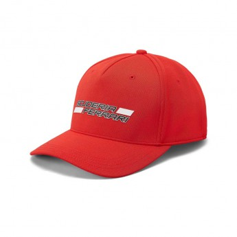 Ferrari čepice baseballová kšiltovka Logo red F1 Team 2019