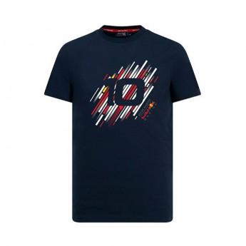 Red Bull Racing pánské tričko Gasly Number navy F1 Team 2019