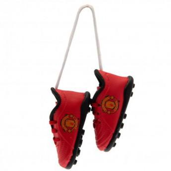 Manchester United mini boty do auta Mini Football Boots