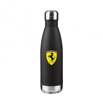 Ferrari kovová termoska black metal F1 Team 2019