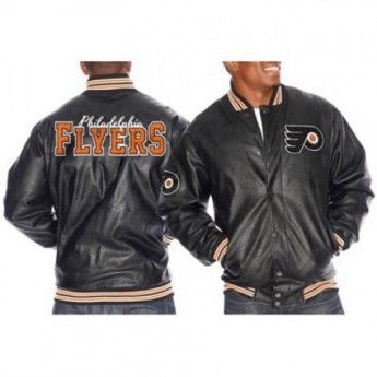 Philadelphia Flyers bunda Faux Leather