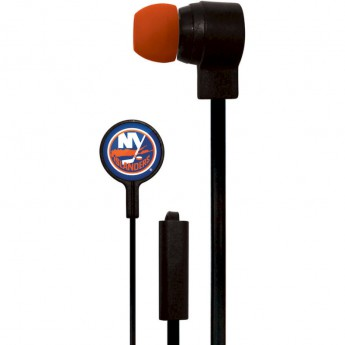 New York Islanders sluchátka Big Logo Ear Buds