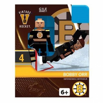 Boston Bruins figurka Bobby Orr #4 Series1 Oyo Sport