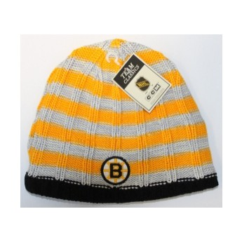Boston Bruins čepice CCM Vintage Uncuffed