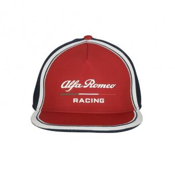 Alfa Romeo Racing čepice flat kšiltovka Team red F1 Team 2019