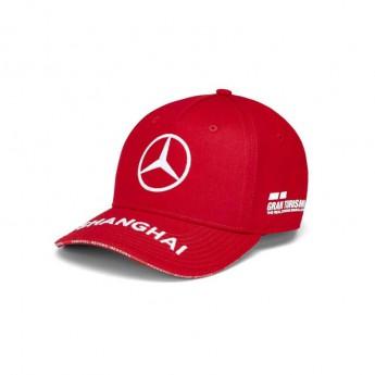 Mercedes AMG Petronas čepice baseballová kšiltovka Lewis Hamilton China GP F1 Team 2019