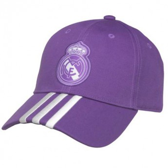 Real Madrid čepice baseballová kšiltovka purple Adidas Cap