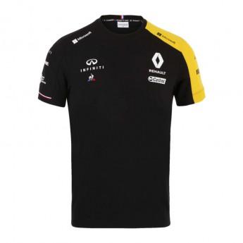 Renault F1 pánské tričko Team black F1 Team 2019