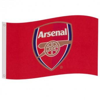 FC Arsenal vlajka Flag CC