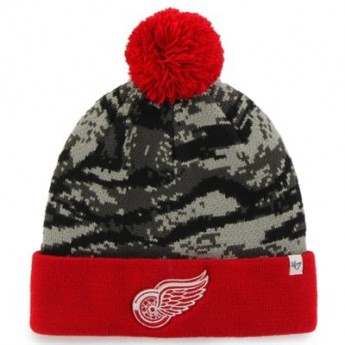 Detroit Red Wings Čepice 47 Brand Tigershade Camo