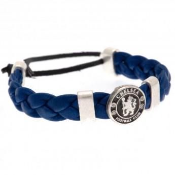 FC Chelsea náramek PU Slider Bracelet