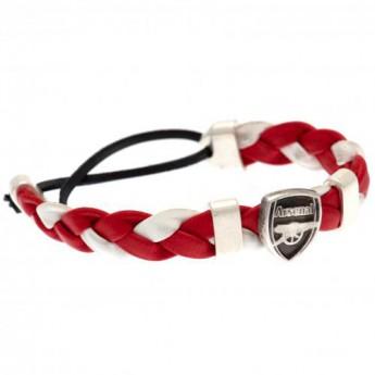 FC Arsenal náramek PU Slider Bracelet