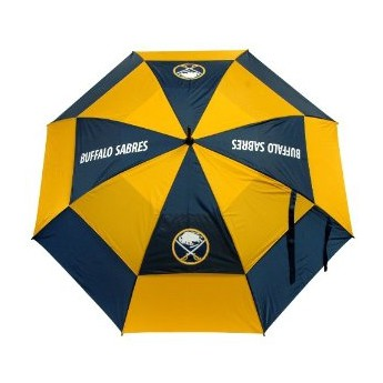 Buffalo Sabres deštník Sport Media Yellow Blue