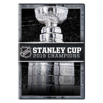 St. Louis Blues DVD 2019 Stanley Cup Champions