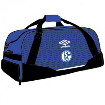 FC Schalke 04 sportovní taška Umbro Holdall