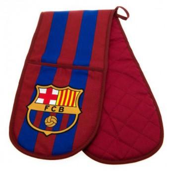 FC Barcelona kuchařská rukavice Oven Gloves