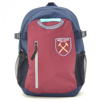 West Ham United batoh na záda Backpack KT