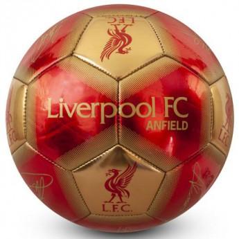 FC Liverpool fotbalový míč Football Signature - size 5
