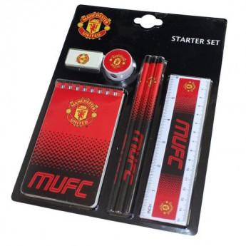 Manchester United školní set Starter Stationery Set