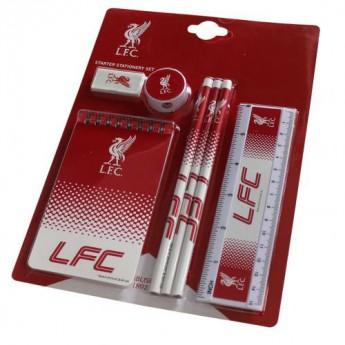 FC Liverpool školní set Starter Stationery Set