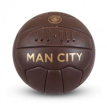 Manchester City fotbalový mini míč Retro Heritage Mini Ball - size 1