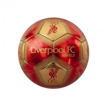 FC Liverpool fotbalový mini míč Skill Ball Signature - size 1